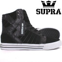 Supra Skytop チャドマスカ Pro model black Croc suede SUPRA MUSKA SKY TOP CHAD MUSKA PRO MODEL Black/Croc