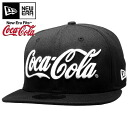 Coca-Cola x new era Cap white logo soda series Coca-Cola Coke Black / White Coca Cola×New Era Cap White logo soda series Coca Cola Coke