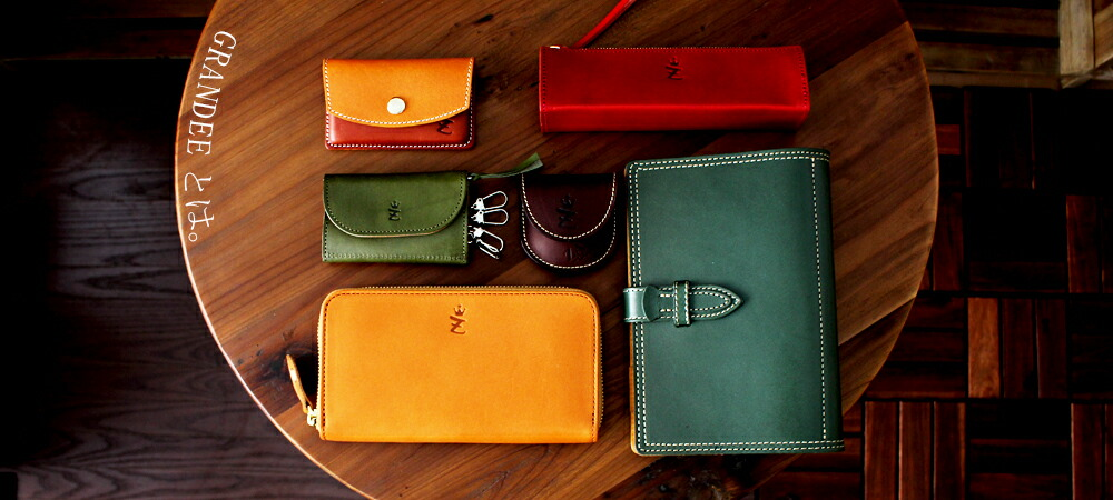 ZARIO GRANDEE 日本製 革 財布