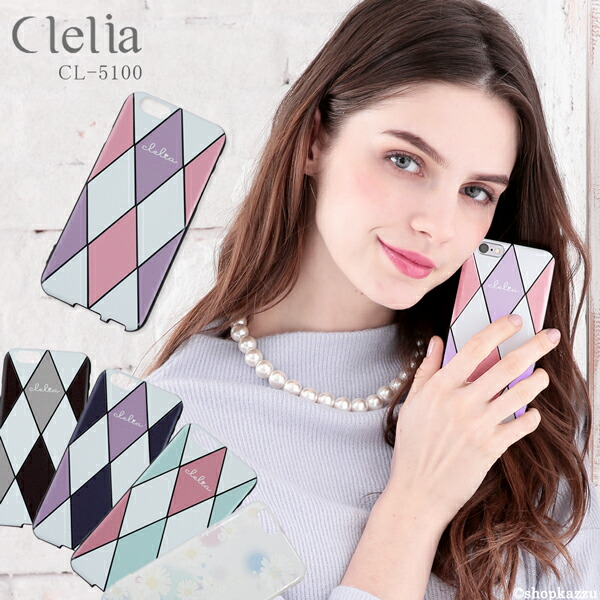 iPhone6������ �������� ���ޥ� �ϡ��ɥ����� Clelia (10��) ��CL-5100�ۥ��᡼���̿�