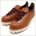 A BATHING APE (APE) MOUNTAIN SOLDIER LOL. BROWN 293-000096-266-