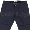 A BATHING APE (APE) 140-002452-027 INDIGO denim pants +