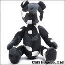 A BATHING APE CITY CAMO TEDDY BEAR(테디 베어) BLACK 283-000353-011 (1 A30-182-031)-
