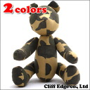 A BATHING APE 1ST CAMO TEDDY BEAR (곰) 283-000354-015 (1A30-182-038)-