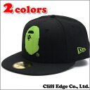 A BATHING APE APE HEAD NEWERA CAP (뉴 에러 캡) 250-000285-041(1 A20-180-029)-