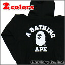 A BATHING APE (エイプ) CHAMPION COLLEGE BACK PRINT ZIP HOODIE (스웨트 후드) 212-000932-041 (1A73-115-961)-