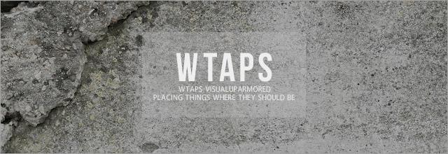 ◆WTAPS