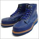 BBC (ビリオネアボーイズ Club) WORK boots NAVY 193-000062-317 +