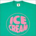 지금 아이 구입 금액 5, 000 엔 (세금 별도) 이상에서 배송 중!! (01/05) BBC (수십억 달러 소년 클럽) ICE CREAM 로고 티셔츠