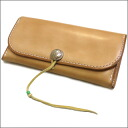Goro's ( grows ) long leather wallet NATURAL 271 - 000189 - 010x