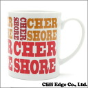 Cher Shore Logo MUG (머그잔) RED 290-003001-013 +