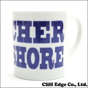 Cher Shore Logo MUG (머그 컵) NAVY 290-003000-017+