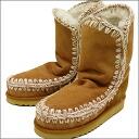 MOU Mu and MO Eskimo boots SAND