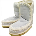 MOU Mu and MO Eskimo boots NATURAL