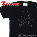 NEIGHBORHOOD x mastermind JAPAN NHMJ. CROSSBONES/C-TEE. SS (T shirt) 200-005654-041-