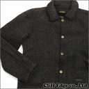 230-000776-041 BLACK NEIGHBORHOOD BROWN's BEACH/W-JKT (jacket)-