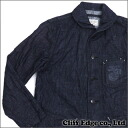 NEIGHBORHOOD S-1D. AUD/C-JKT (jacket) INDIGO 230-000820-047-
