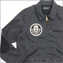 NEIGHBORHOOD (neighborhood) 228-000112-000 DRIZZLY/C-JKT (jacket)-BLACK-