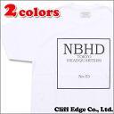 NEIGHBORHOOD (네이버 후드) NO.3/C-TEE. SS (티셔츠) 200-006437-050-