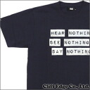 NEIGHBORHOOD (네이버 후드) NOTHING/C-TEE. SS (티셔츠) BLACK 200-006505-051-