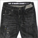 NEIGHBORHOOD ( neighborhood ) DIRT-SAVAGE SP NARROW denim BLACK LADY's (Womens)-
