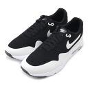 耐克 (Nike) 空气马克斯 1 超龟纹黑色/白色-黑色 (最大) (运动鞋) (鞋) 705297-001 291-001689 271 +
