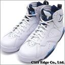 耐克 (Nike) 空气约旦 7 复古白色/法国蓝燧石灰色 (Jordan) (运动鞋) (鞋) 304775-107 291-001696 270 +