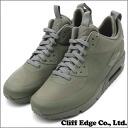 耐克 (Nike) 空气最大 90 SNEAKERBOOT SP 钢材绿色/钢格林 (AirMax) (运动鞋) (鞋) 704570-300 291-001743-285 x