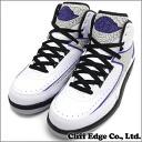 耐克空气约旦 2 复古白色或暗灰色协和-黑-狼 (约旦) (运动鞋) (鞋) 385475-153 291-001536-280 +