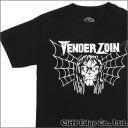 TENDERLOIN 본점 T-TEE W.Z (T-셔츠) BLACK 200-006194-031 +