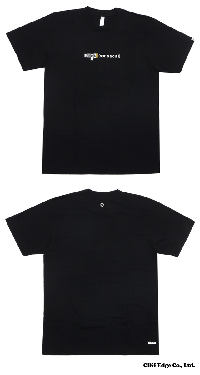 Cliff edge rakuten global market sacai sakai x for Graphic edge t shirt design