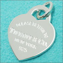 Tiffany&Co.( Tiffany ) RETURN TO heart pendant SILVER 270-000203-012