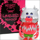 LOVELESS(라브레스) xT9GxMEDICOM TOYLOVELESS MONSTER REGRETNEON PINK