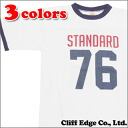 RHC Ron Herman x STANDARD CALIFORNIA 76 FOOTBALL TEE (풋볼 T셔츠) 200-006126-032 x