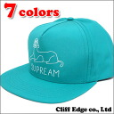 SUPREME Schminx 5-Panel Cap [캡] 265-000365-013+