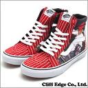 现在在采购金额超过总 5000 日元 (税排除) 装运 !达 (01 / 05) 最高 x 纪念 des 住衬衫货车 SK8 HI 红 (运动鞋) (鞋) 291-001564-283 x +