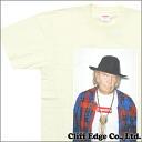 SUPREME (슈 프림) Neil Young Tee (닐 영) (T 셔츠) YELLOW 200-006389-048 +
