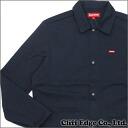 SUPREME (shupurimu) Snap Front Shop Jacket (jacket) NAVY 228 - 000119 - 037x
