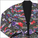 SUPREME (shupurimu) Quilted Paradise Reversible Jacket (reversible) (jacket) BLACK 230 - 000883 - 031x
