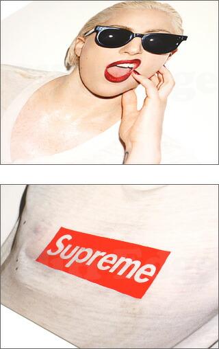 Lady Gaga Supreme Bag. SUPREME (Supreme) x Lady Gaga