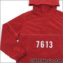 WTAPS (double taps) YACHT JK JACKET. NYPO. WEATHER (jacket) RED 230 - 000880 - 043x