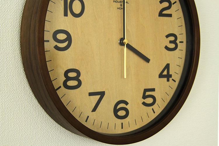 電波掛け時計 ダリル