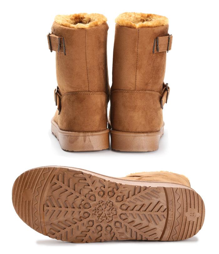 BITTER ビター系 ムートンブーツ メンズ 靴 ブーツ ムートン エンジニアブーツ ショートブーツ ボア ファー シューズ スウェード フェイク カモフラ 迷彩 カモ柄 デニム お兄系 ファッション 19