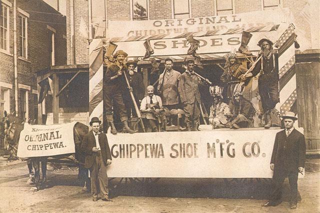 CHIPPEWA(���ڥ�)