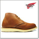 3140 3140 red wing RED WING CLASSIC CHUKKA Oro-Iginal redwing オロイジナルレザークラシックチャッカ◆
