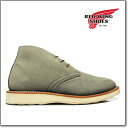 Redwing RED WING 3144 WORK CHUKKA SAGE MOHAVE SUEDE Red Wing work boots chukka セージモハブ suede 3144 ◆