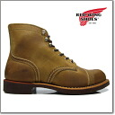 Red Wing REDWING 8113 IRON RANGE BEIGE HAWTHORNE MULESKINNER iron range boots ASOs boots ホーソンミュール Skinner ◆