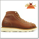 Thorogood by THOROGOOD 814-4233 LACE TO TOE ROOFER Thorogood by Weinbrenner Roofer boots Brown Brown D, EE Weisz
