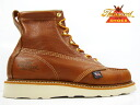 Thorogood by THOROGOOD 6 MOC TOE 814-4200 HANTING BOOTS Thorogood by hunting boots oiled Leather Brown tea D EE wise