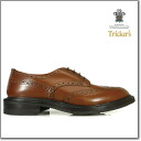 Trickers TRICKER's BOURTON BROGUE SHOES 5633 BEECHNUT 5633 ダイナイトソール brogue shoes chestnut antique Tricker's